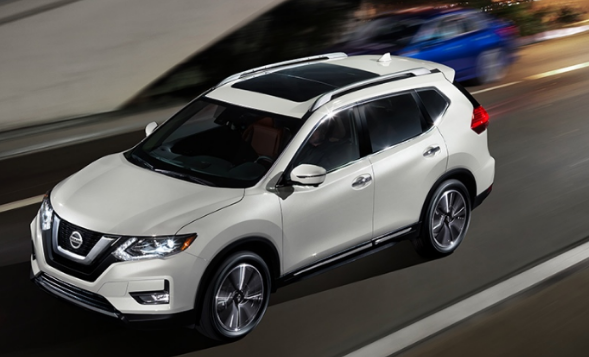 81 All New 2020 Nissan Rogue Hybrid Review And Release Date