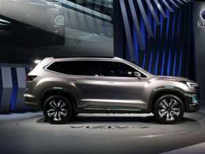 81 All New 2020 Subaru Ascent Release Date Release