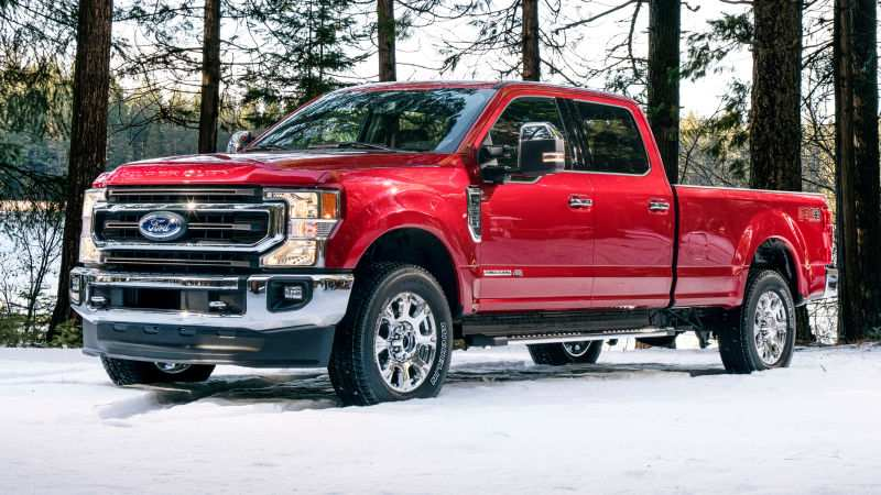81 All New Ford Powerstroke 2020 Price And Review