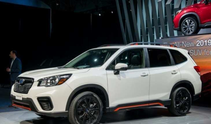 81 All New Subaru Forester 2020 Release Date Spesification