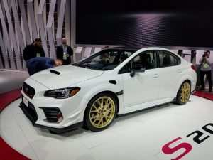 81 All New Subaru News Sti 2020 Reviews