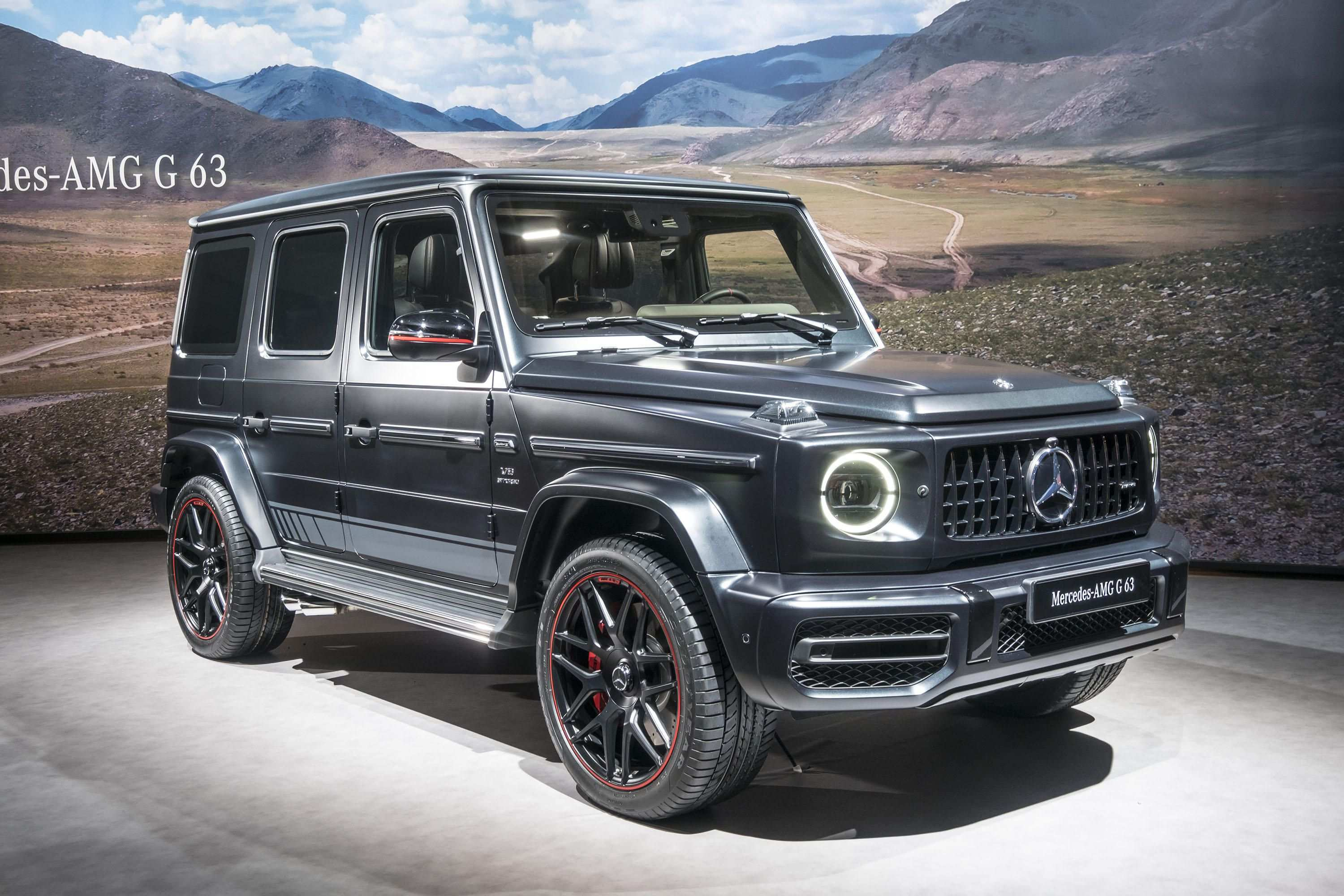 81 Best 2019 Mercedes G Class Speed Test