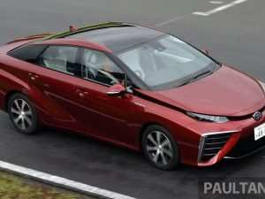81 Best Toyota Mirai 2020 Review and Release date