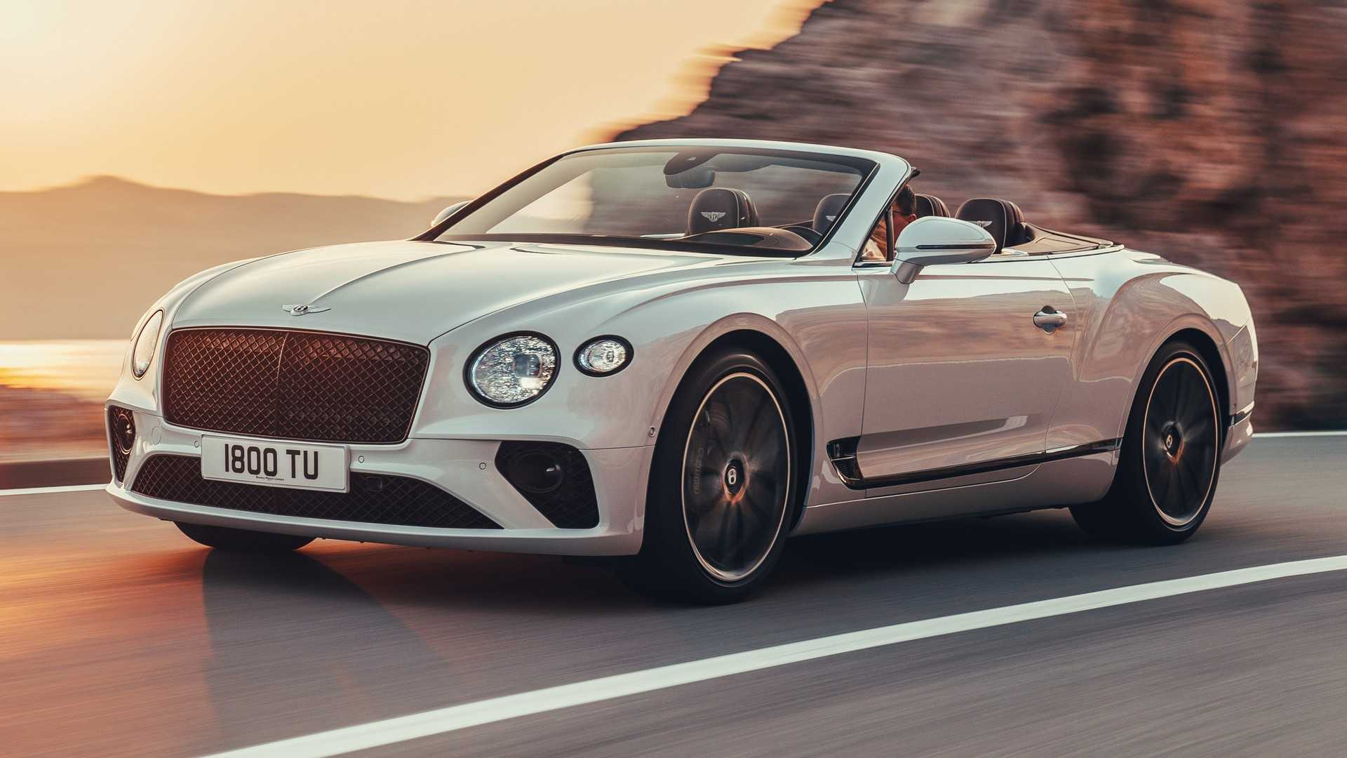 81 New 2019 Bentley Continental Gtc New Concept