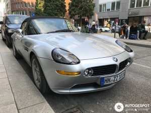 81 New 2019 Bmw Z8 Wallpaper