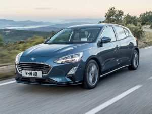 81 New 2019 Ford Focus St Line New Model and Performance