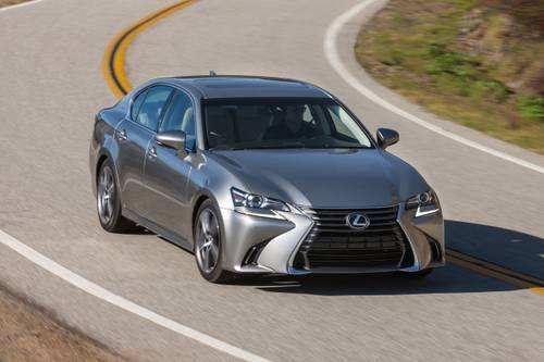 81 New 2019 Lexus Gs Interior Reviews