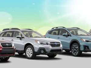81 New 2019 Subaru Cars Price and Review