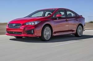 81 New 2019 Subaru Impreza Sedan Pictures