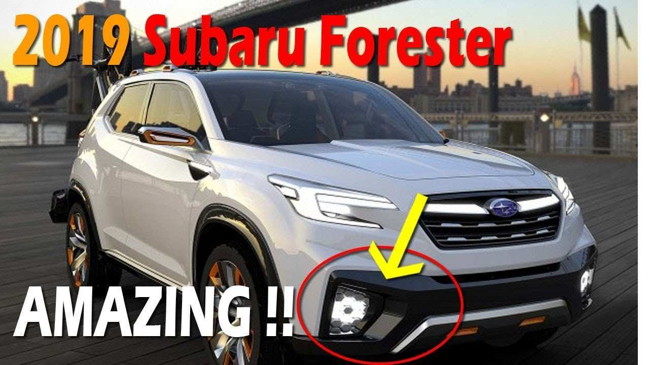 81 New 2019 Subaru News Release Date And Concept