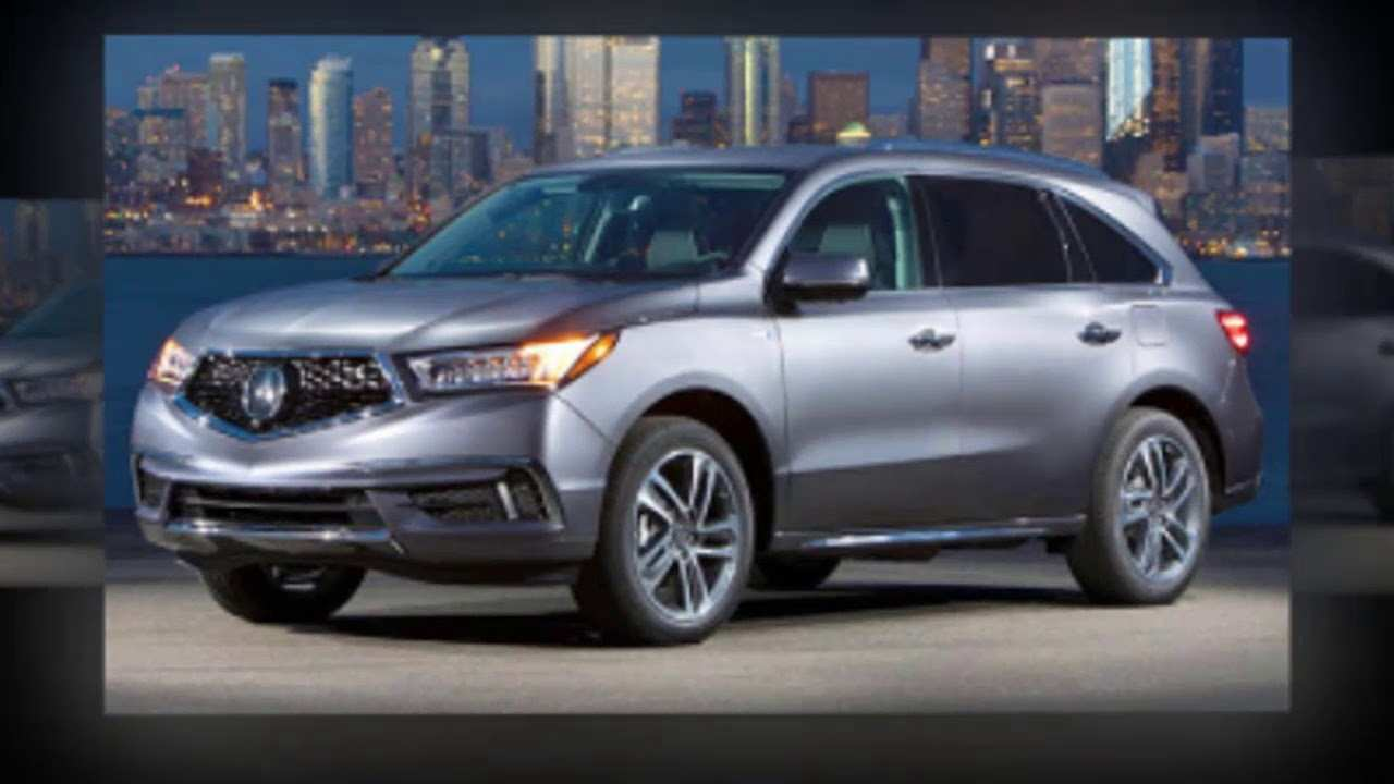 81 New 2020 Acura Mdx Hybrid Picture