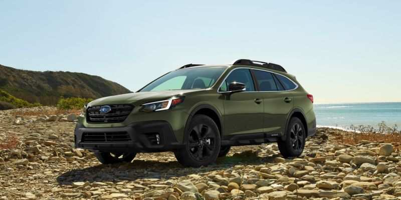 81 New 2020 Subaru Outback Wagon Redesign And Review