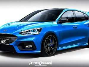 81 New Ford Focus Rs 2020 Concept and Review