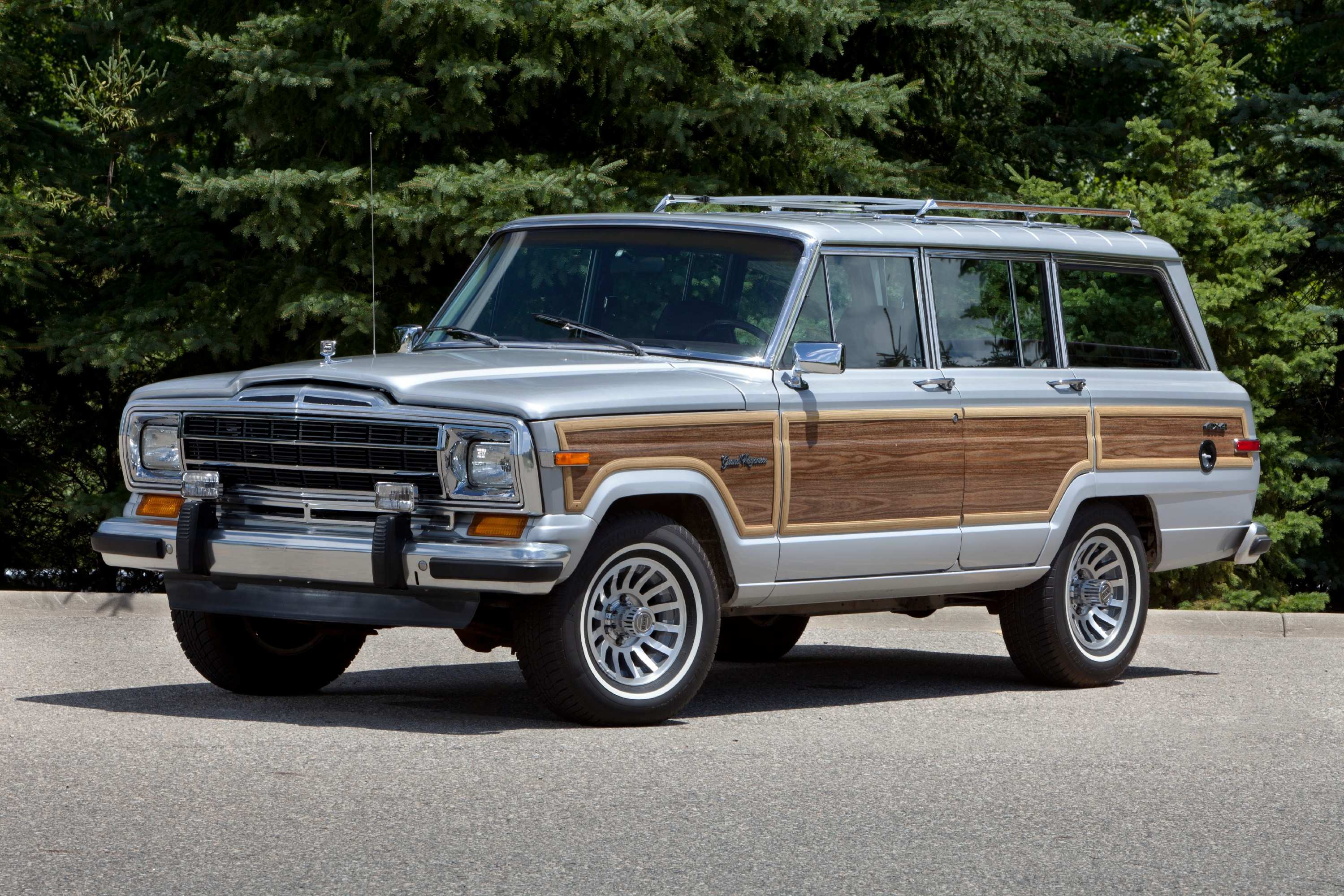 81 New The 2019 Jeep Grand Wagoneer Release Date And Concept