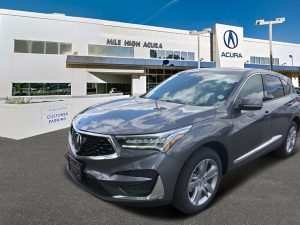 81 New When Will 2020 Acura Rdx Be Released Price Design and Review