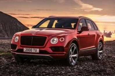 81 The 2019 Bentley Suv Price Interior