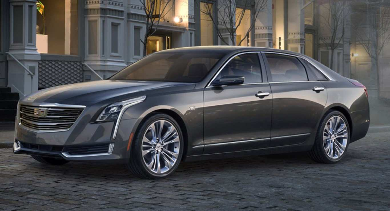 81 The 2019 Cadillac Release Date Rumors