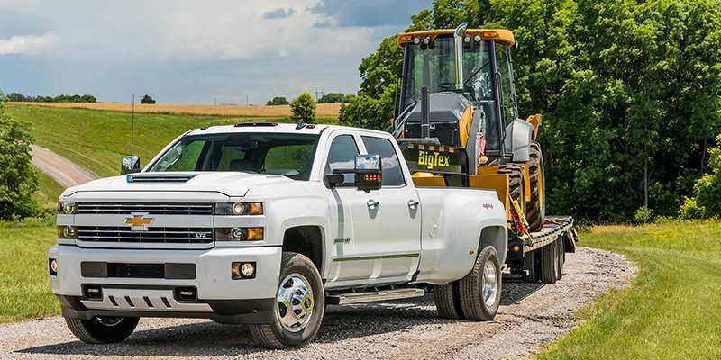 81 The 2019 Chevrolet Silverado 3500 Review