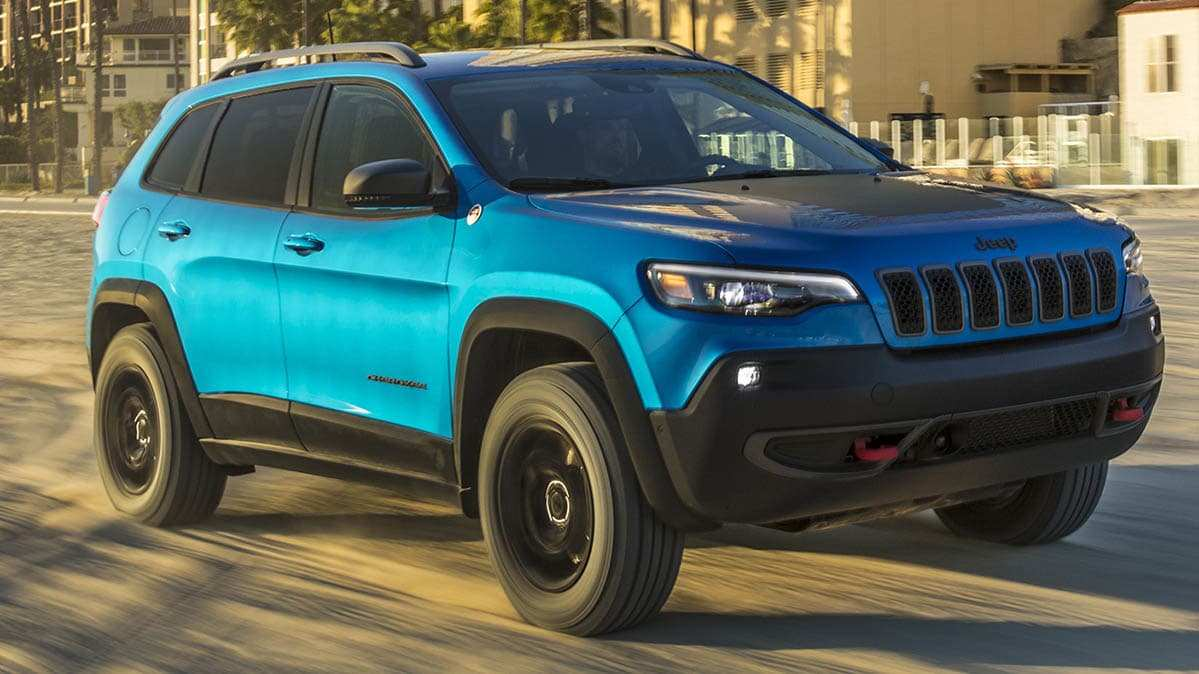 81 The 2019 Jeep Cherokee Kl Redesign And Concept