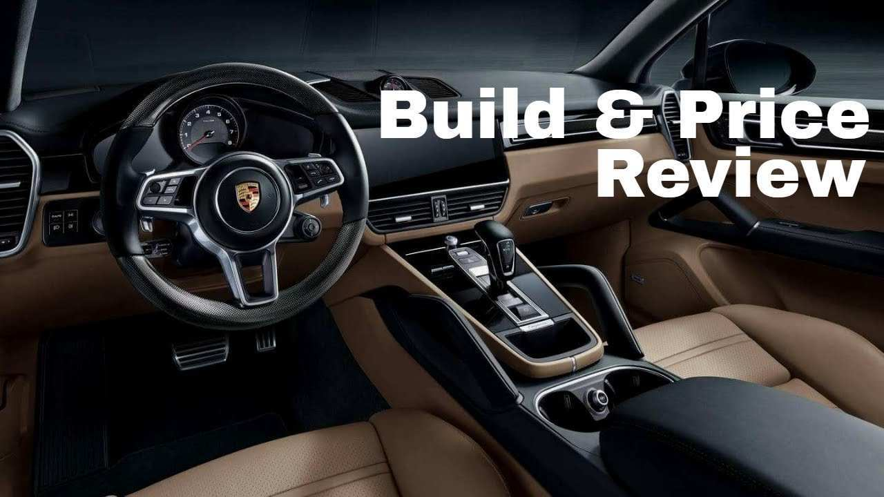 81 The 2019 Porsche Build Release Date and Concept