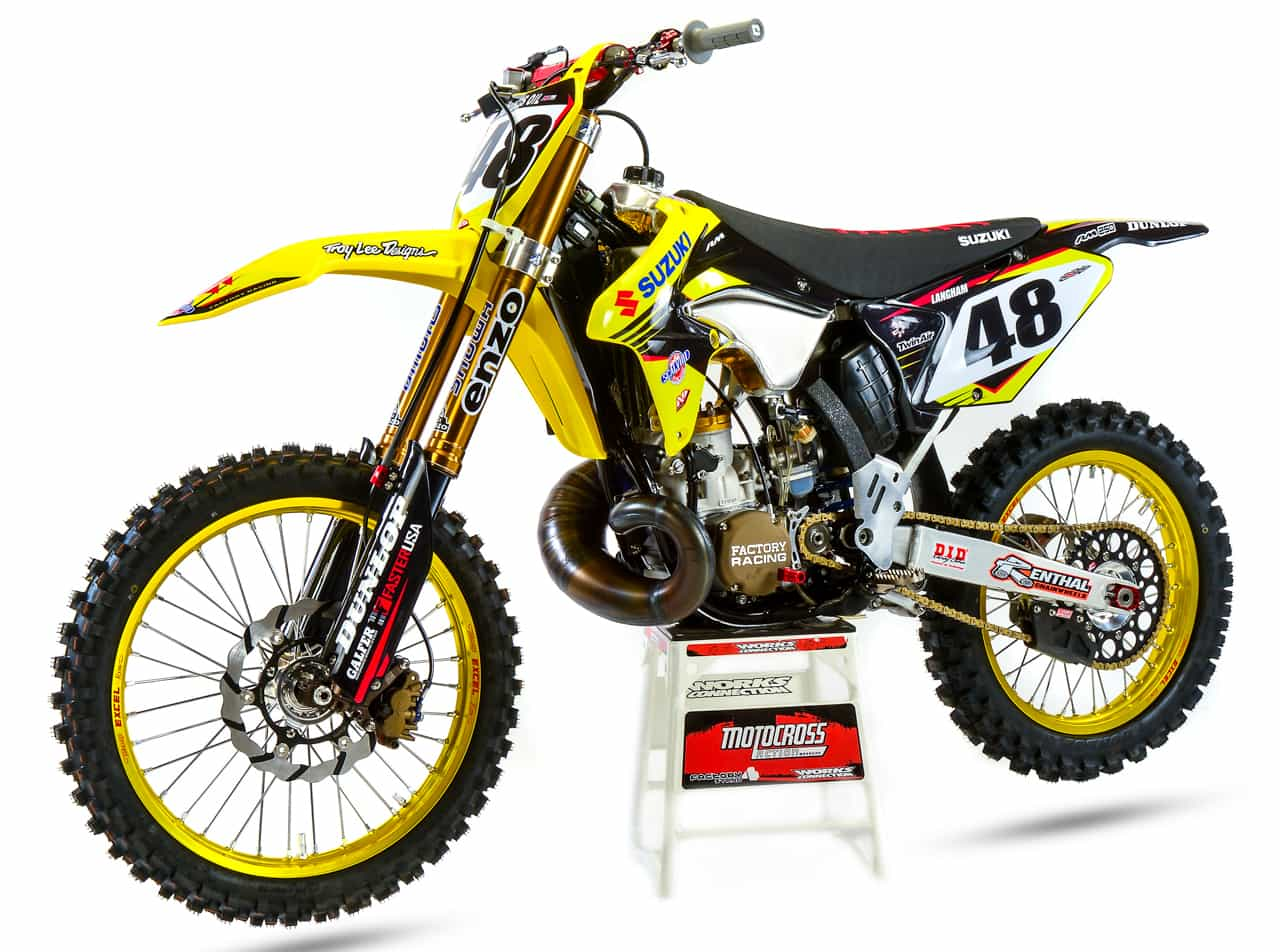 81 The 2019 Suzuki Rm 250 Wallpaper