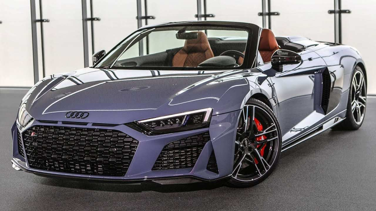 81 The 2020 Audi R8 For Sale Specs And Review