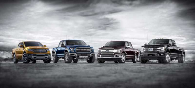 81 The 2020 Ford Car Lineup Redesign And Concept