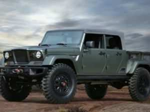 81 The 2020 Jeep Gladiator Availability Date Exterior and Interior