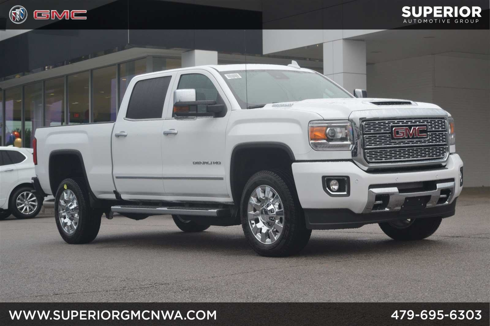 81 The Best 2019 Gmc 2500 Sierra Denali Configurations