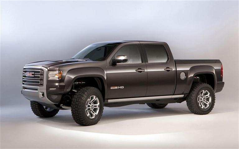 81 The Best 2019 Gmc Sierra Rendering New Concept