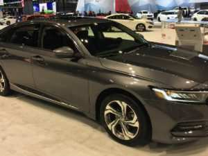 2019 Honda Accord Wagon
