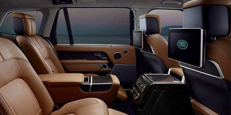 81 The Best 2019 Land Rover Interior Performance And New Engine