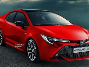 81 The Best 2019 New Toyota Corolla Release Date