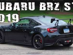 81 The Best 2019 Subaru Brz Turbo Concept and Review