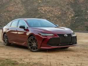 81 The Best 2019 Toyota Avalon Xse Price and Review