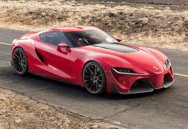 81 The Best 2019 Toyota Ft 1 Performance And New Engine