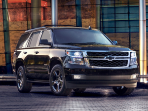 81 The Best 2020 Chevrolet Tahoe Redesign Engine
