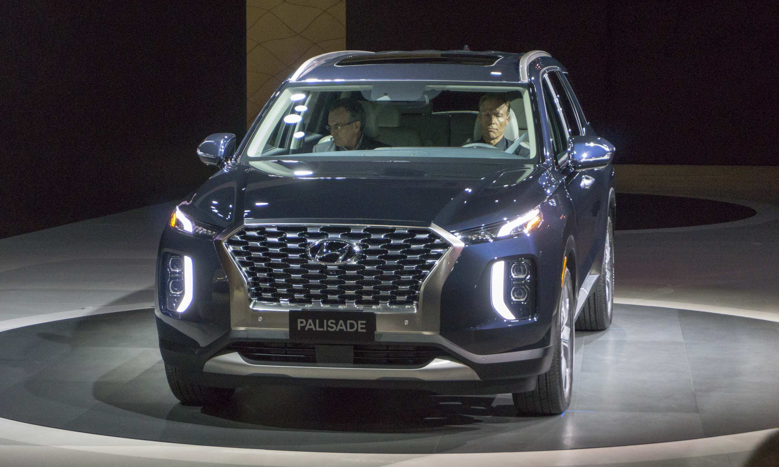 81 The Best 2020 Hyundai Palisade White Review And Release Date