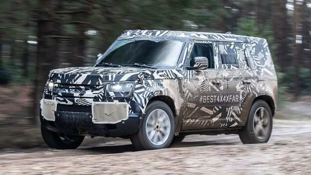 81 The Best 2020 Land Rover Road Rover Performance And New Engine