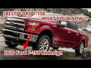 81 The Best Ford F150 Redesign 2020 Price and Review