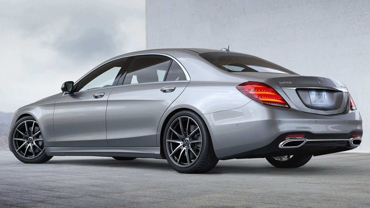 81 The Best Mercedes S Class 2019 Exterior And Interior