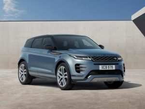 81 The Best New Land Rover Evoque 2019 Picture