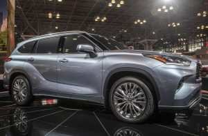81 The Best Toyota Kluger New Model 2020 Exterior