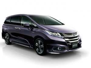 81 The Honda Odyssey 2020 Japan Concept and Review