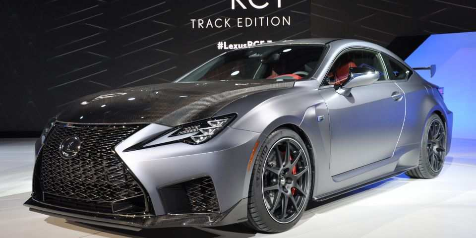 81 The Lexus Coupe 2020 Style