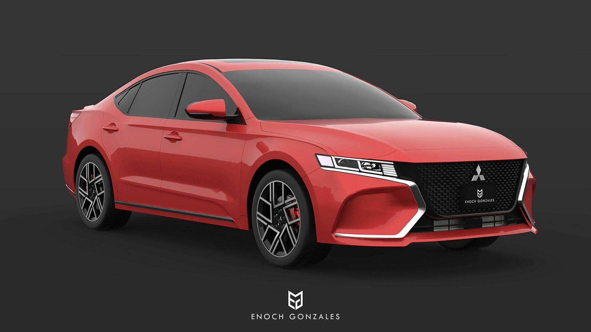 81 The Mitsubishi Galant 2020 Release Date And Concept