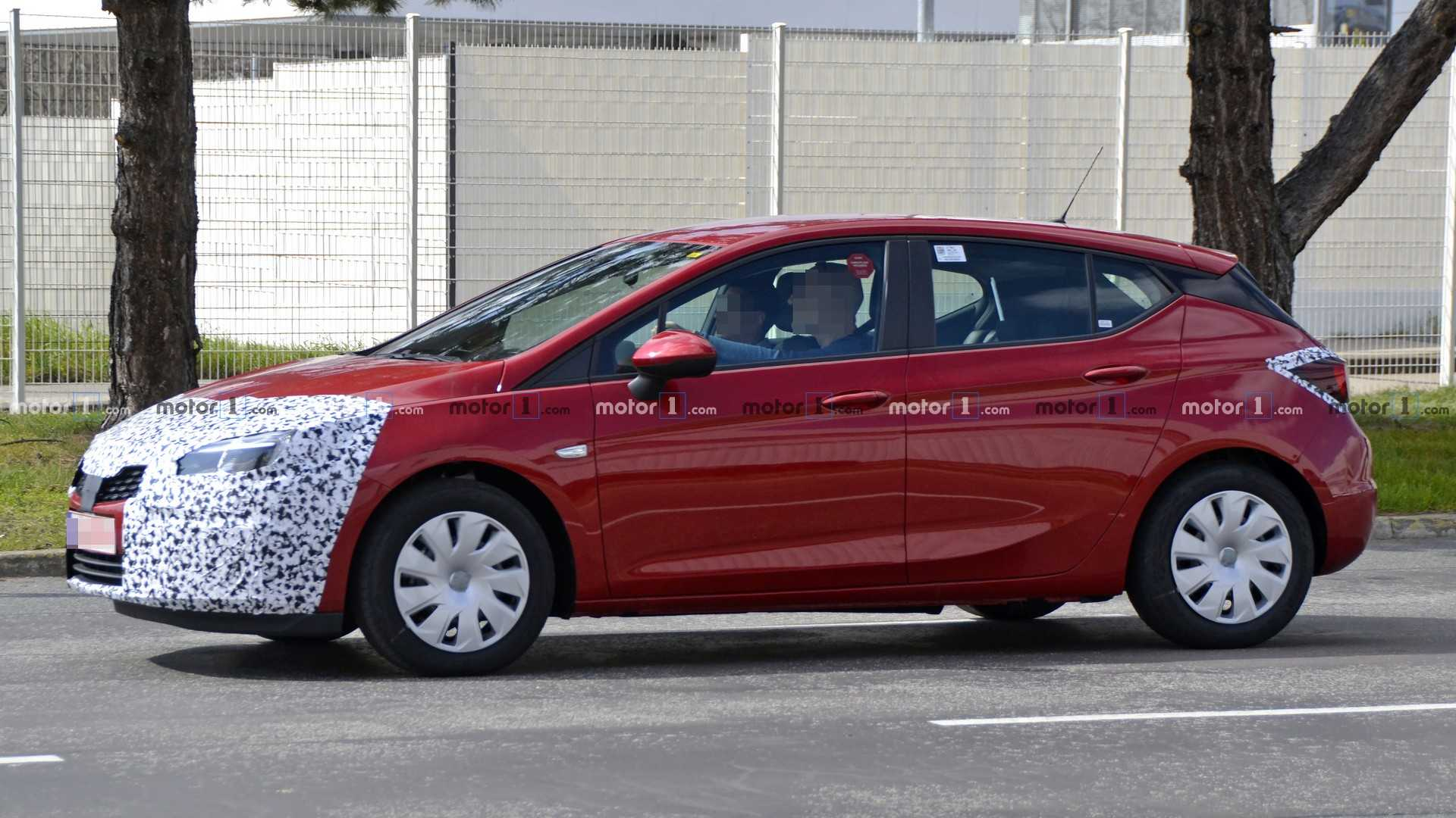 81 The New Opel Astra 2020 First Drive