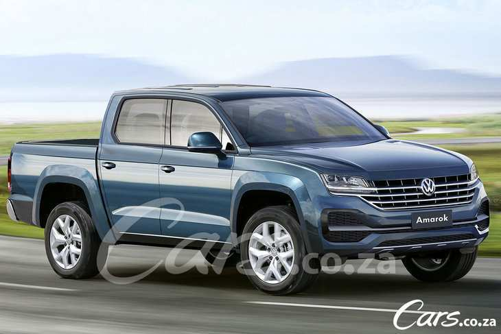 81 The New Volkswagen Amarok 2019 Specs And Review