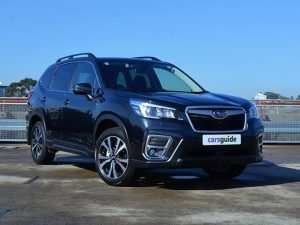 81 The The 2019 Subaru Forester Price