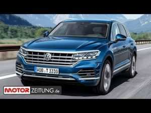 81 The Touareg Vw 2019 Release Date